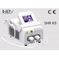 China IPL SHR OPT AFT Beauty Equipment For Hair Removal , Wrinkle Removal CE wholesale