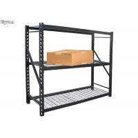 China Corrosion Resistance Pallet Rack Wire Shelving , Mesh Racking System Cold Rolled Q235 wholesale