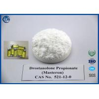 China 521 12 0 Masteron Drostanolone Propionate , White Masteron Propionate Powder wholesale
