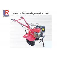 Buy cheap Agricultural Tractor Tillers And Cultivators 170F Diesel Engine Farm Hand Tractor ISO Approved from wholesalers