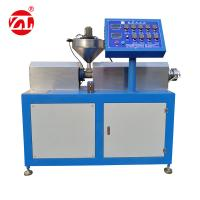 China Lab Rubber Testing Machine Table Type Small Single Screw Extruding Equipment For PVC PC PA wholesale