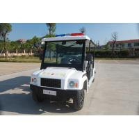 Buy cheap 38.5KW Electric Patrol Car , Park Scenic Spot Classic Electric Vintage Cars from wholesalers