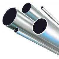 China Powder Coated Anodized Aluminum Tube Round With High Corrosion Resistance wholesale