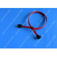 China Female To Female Locking Data SATA Cable Power SATA 3 6gb 9 Inch wholesale