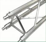 China 300 X 300 MM Aluminum Stage Triangular Spigot truss TUV  SGS wholesale