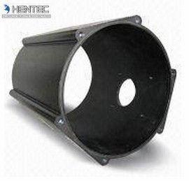 China Black Aluminium Trim Profiles Architectural Chemical Mirror Polishing wholesale