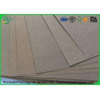 China 80gsm 120gsm 150gsm Test Liner Paper , Brown Corrugated Paper For Carton Box wholesale