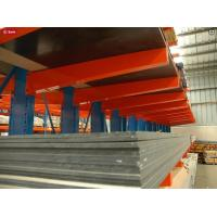 China China Manufacturer Adjustable Warehouse Storage Rack Cantilever Racking With Cantilever Rack Capacity wholesale