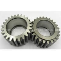 China Small Brass Pinion Gears , Brass Gear Wheels For Transmission Gearbox wholesale