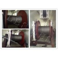 China Highly Active Action Spooling Device Winch With Lebus Spiral Groove Drum Winch wholesale