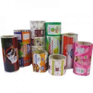 China Plastic Printed Laminated Rolls Film wholesale