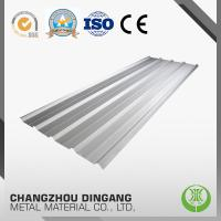 China Corrosion Resistance Galvalume Corrugated Roofing Sheets , Color Coated Galvalume Roofing Sheet on sale