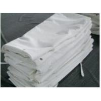 China Custom Color Woven Filter Cloth , Cotton Woven Geotextile Filter Fabric wholesale