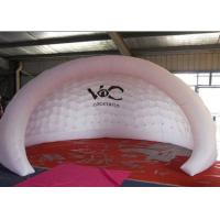 China Best sale event party lighting inflatable tent with led light for sale wholesale