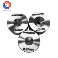 China new product size 3.22mm stainless steel wire drawing die / diamond drawing die / PCD die wholesale