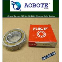 China Single Row Cylindrical Roller Bearings P5 , SKF NU 210 ECM Radial Load Bearing wholesale