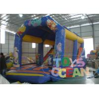 China Underwater Themed Inflatable Bounce House PVC Inflatable Amusement Park wholesale