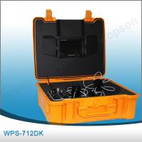 China WPS712DK Articulating Video Borescope Video Camera -10℃-50℃ Work Temperature wholesale