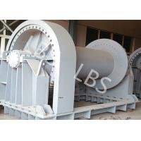 China 10 Ton Electric & Hydraulic Pulling Winch / Marine Winches for Shipyard or Port wholesale