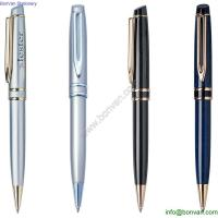 China Promotional new Metal Pen With Logo / Metal Ball Pen metal detector pen wholesale
