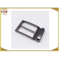 Buy cheap Zinc Alloy Reversible Metal Belt Buckle For Business Man Die Casting Plating from wholesalers
