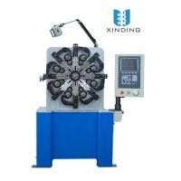 China Professional Torsion Spring Making Machine High Efficiency Spring Former(0.3~2.3mm) wholesale