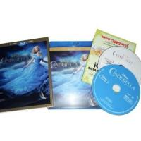 China Home Entertainment Blu Ray DVD Box Sets English Subtitle For Movie Theater on sale