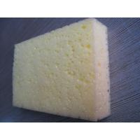 China Low Detergent  Dish Cleaning Sponge with Melamine Material Custom Size Shape wholesale