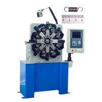 China Versatile Computer Control Extension Spring Machine With Spinner 380V 50Hz 2.7 KW wholesale