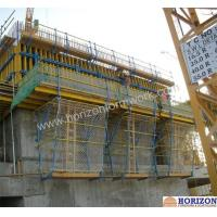 China Crane - Dependent Climbing Formwork System For High Rise Core Wall Construction wholesale