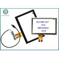 "China 10.1"" Industrial Panel PC Touch Screen G + G Structure 1 Year Warranty wholesale"