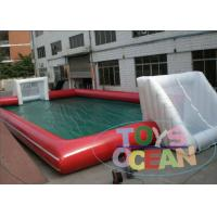 China Football Inflatable Sport Game wholesale