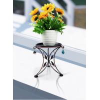China Iron Flower Pot  flower display rack, MINI flower racks, flower stand desk, coffee table,dining table wholesale