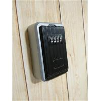 Storage Door Knob Lock Box Combination Lockbox For Keys High Security