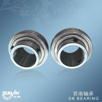 Buy cheap Insert bearings UC208R3 for good sealing triple seal bearings from wholesalers