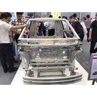Quality Welding 6082 T6 Aluminum Extrusion Profiles for Car Automobil Produktion for sale