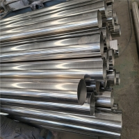 China 2 3/4 304 Stainless Steel Pipe Schedule 10 40 80 No.4 Finish Cold Drawn wholesale