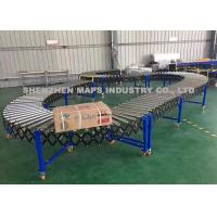 Wholesale Unloading Automated Conveyor Systems , Flexible Warehouse Conveyor Systems from china suppliers