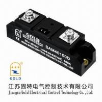 China AC single-phase solid-state relay with 4 to 32V DC wholesale