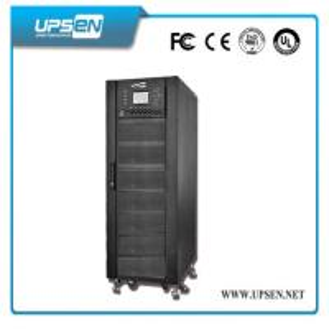 Quality 3/3 Phase 220VAC Uninterrupted Power Supply Sai 40kVA Inbuilt 72PCS UPS Battery 12V 7.2ah for sale
