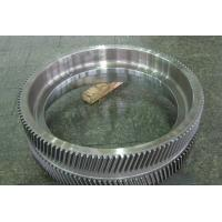 China Transmision Gear Rolled Ring Forging Rolling Bearing Rings , High Precision wholesale