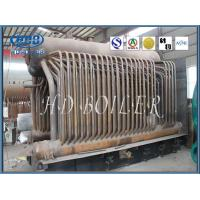 China Hot Water Boiler High Pressure Boiler Parts Boiler Header With Seamless Steel Tube wholesale
