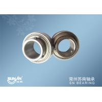China High Speed Spherical Wheel Hub Ball Bearings SB205-16 , Bore Size 12 - 60 mm wholesale