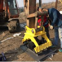 China New Hydraulic Compactor Rammer Plate Compactor For Sale In China / Export USA And Europe wholesale