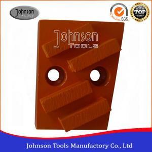 China Diamond Grinding Block, Diamond Concrete Grinding Disc  with Four Segment on sale