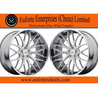 China Aftermarket Luxury 2 Piece custom Forged Aluminum Wheel for 718 Boxster/911/Panamera/488 Spider wholesale