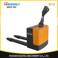 China Factory price pallet jack customized economy mini electric pallet truck wholesale