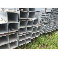 China Black Steel EN S355JR Square Hollow Section Steel Metal Square Tube CE Approval wholesale