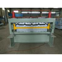 China Double Layer Metal Roofing Corrugated Steel Sheet Wall Panel Roll Forming Machine wholesale