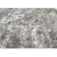 China Realistic Stone Effect Decorative Door Film Thermal Transfer Foil For UV Boards wholesale